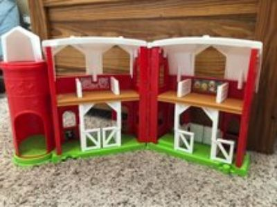 Fisher Price farm and truck
