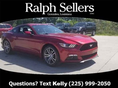 Used 2017 Ford Mustang Fastback