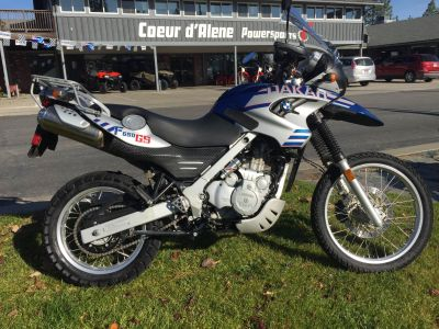 $3,800, 2007 BMW F 650 GS Dakar Adventure
