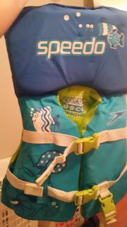 Life Jacket for Less than 30 lbs.