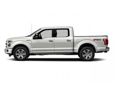 2017 Ford F-150 PLATINUM*4X4*3.5L ECOBOOST*PAN (White Platinum Metallic Tri-Coat)