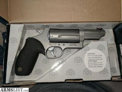 For Sale: Tauras Judge Stainless