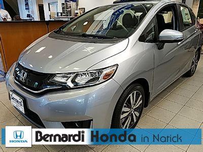 2017 Honda Fit EX-L (Lunar Silver Metallic)