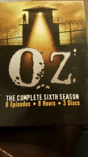 oz the complete 6th season dvds