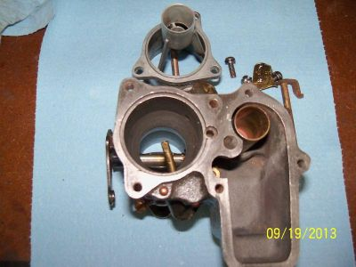 Purchase Carter W-1 Carburetor (Nice Parts) motorcycle in Avon, Indiana, US, for US $25.00