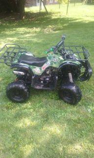 125 cc youth quad