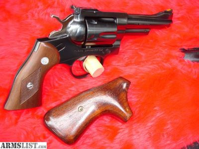 For Sale: Ruger Security Six Custom