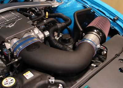 Purchase C&L 10699-10-PI Cold Air Intake Kit Ford Mustang GT 2010 motorcycle in Suitland, Maryland, US, for US $381.83