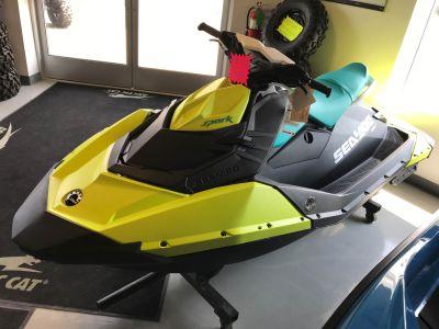 2018 Sea-Doo SPARK 2up 900 H.O. ACE iBR & Convenience Package Plus 2 Person Watercraft Hillman, MI