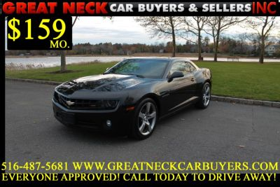 2012 Chevrolet Camaro LT (Black)