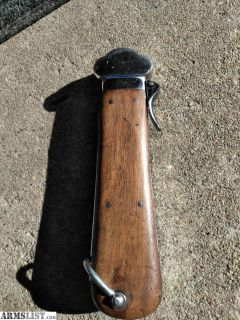 For Sale/Trade: Ww2 german dagger& gravity knife
