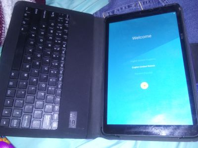 Hp tablet. Brand new always in a case.