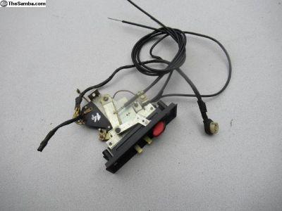 Porsche 911 Climate / Vent Air Control Unit