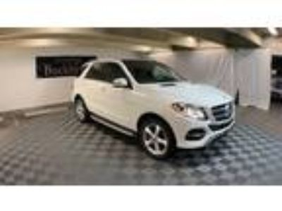 used 2017 Mercedes-Benz GLE-Class for sale.