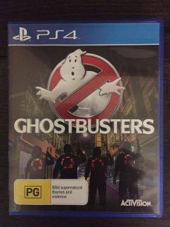 PS4- Ghostbusters