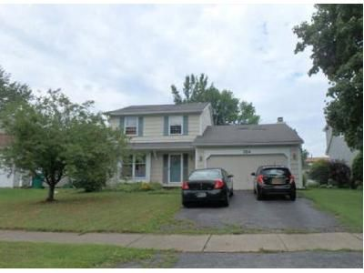 3 Bed 1.5 Bath Foreclosure Property in Rochester, NY 14612 - Pebbleview Dr