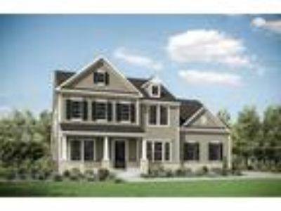 The Monticello by Drees Homes: Plan to be Built
