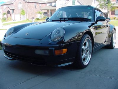 The time has come to part with Brad, my 1995 black on black Porsche 993 Carrera 4