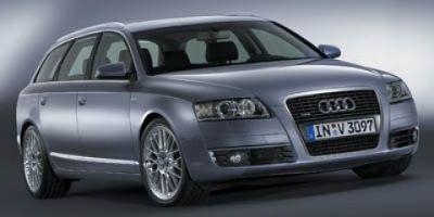 2006 Audi A6 3.2 Avant quattro (Beige)
