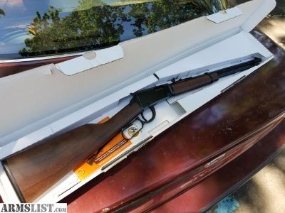 For Sale: Henry 22LR Lever Action H001T