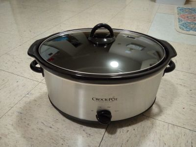 Brand new crock pot