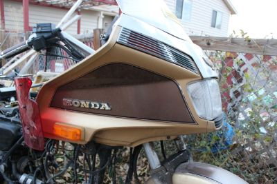 1985 Honda limited edition Parts bike