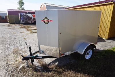 2017 Carry-On Trailers 4X6CGVEC-13 Cargo Trailers Kansas City, KS
