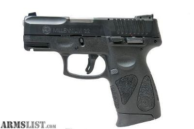 For Sale: TAURUS PT-111 MILLENNIUM PRO G2 9MM