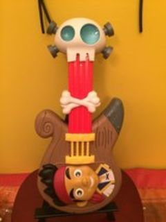Fisher Price/Disney's Jake and The Neverland Pirates Rock Guitar.