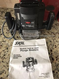 SKIL Plunge Router