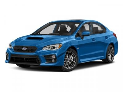 2018 Subaru WRX Premium (Pure Red)