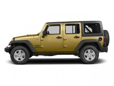 2014 Jeep Wrangler Unlimited Sport (Dune Clear Coat)