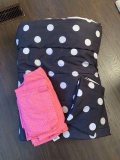 Twin size bedding - 2 available