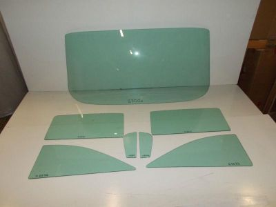 Sell 1959 1960 CHEVY BUICK CADILLAC PONTIAC OLDS 7pc SIDE AND BACK GLASS SET TINT motorcycle in Isanti, Minnesota, US, for US $450.00