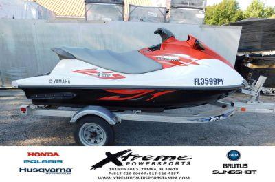 2015 Yamaha V1 Sport 3 Person Watercraft Tampa, FL