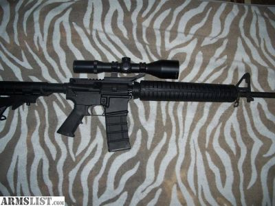 "For Sale: AR15 Anderson custom 20"" HBAR / DMR AR-15"