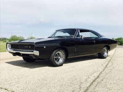 1968 Dodge Charger Road And Track