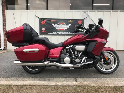 2018 Yamaha Star Venture with Transcontinental Option Package Touring Motorcycles Greenville, NC