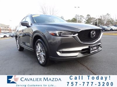 2019 Mazda CX-5 (Machine Gray)