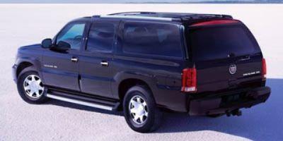 2005 Cadillac Escalade ESV Base (Black Raven)