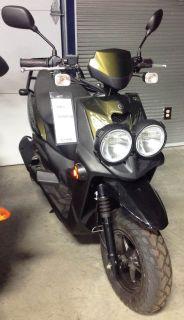 2015 Yamaha Zuma 50F 250 - 500cc Scooters Ottumwa, IA
