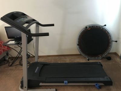 Treadmill & Elliptical