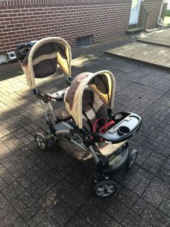 BabyTrend Sit and Stand stroller