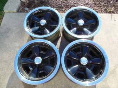 Find 1971-72 Chevelle SS Camaro Z28 15X7 EARLY OVAL VALVE STEM Rally Wheels OEM 73-78 motorcycle in Jefferson, Wisconsin, United States, for US $750.00