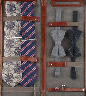 Tie Case for Men Travel