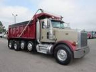 Used 2007 Peterbilt 357 for sale.