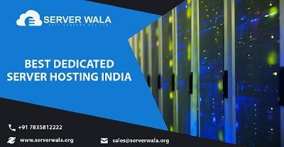 Host Your Website on Dedicated Server India