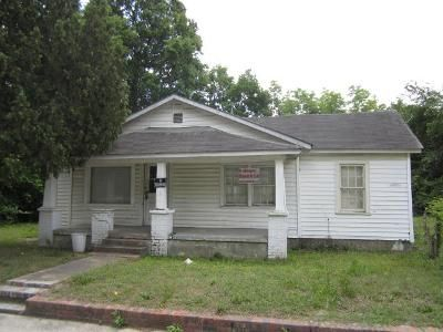 3 Bed 1 Bath Foreclosure Property in Fayetteville, NC 28301 - Mary St