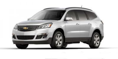 2013 Chevrolet Traverse LT (Cyber Gray Metallic)
