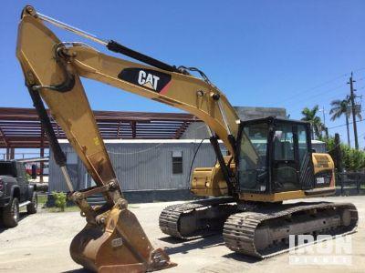 2011 Cat 320DL RR Track Excavator